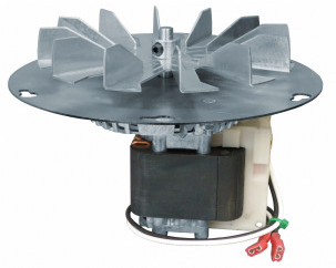 "Enviro EXHAUST BLOWER MOTOR ""QUICK CHANGE"" Style with Gasket PP7611"
