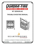 Quadra-Fire Mt Vernon-AE Tech Manual - Pellet_Mt Vernon-AE
