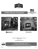 Regency FP90 Canadian Edition User Manual - Wood_RGFP90CA