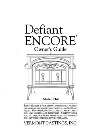 vermont castings defiant 2140 user manual wood vcde2140 rh woodheatstoves com vermont castings defiant encore manual vermont castings defiant 1910 manual