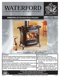 Waterford Emerald User Manual - Gas_WFEFS