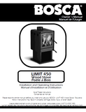 Bosca Limit 450 user's Manual - Wood_Bosca limit 450