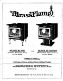 Brass Flame KS1005/KS1005MH User's Manual - Wood_Brass Flame KS1005-MH