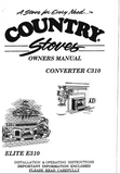 Country Converter C310/Elite E310 User Manual