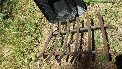 USED FIREPLACE GRATE_14X24FIREPLACEGRATEUSED