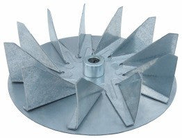 "Kozi IMPELLER, EXHAUST BLOWER 4.5"" - 11 Petal w/backing plate PP7911"