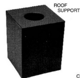"Roof Support 36""_10W-RS36"