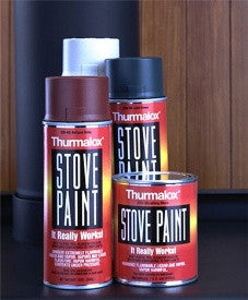 Thurmalox Low-Sheen Black Paint_42100