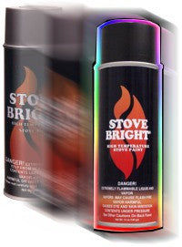 Metallic Gray Stovebright Paint_43235