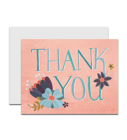 Boxed set of thank you notecards, entitled Ardent Thanks