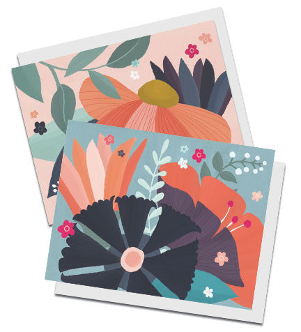 Joyful Reverie boxed notecard set
