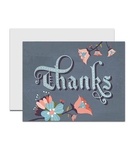 Boxed set of thank you notecards, entitled Venerable Thanks