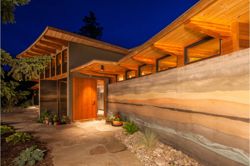How To Build An Earthquake Resistant Rammed Earth Home