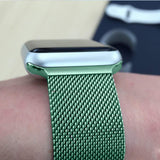 $19.99 Apple Compatible Watch Band 38mm 40mm 42mm 44mm, Wristband Loop Replacement Band for Iwatch Series5 Series4 Series3 Series2 Series1