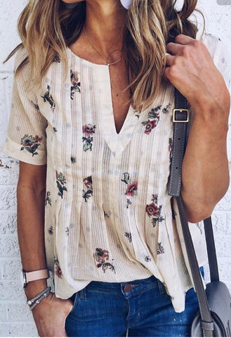 Boho Life Standard Issue Top