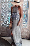 Evie Boho Maxi Dress - Slim Wallet Company