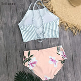 Summer Sunsets Bikini Set - Slim Wallet Company