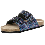 Glitter Comfort Shoes - Slim Wallet Company