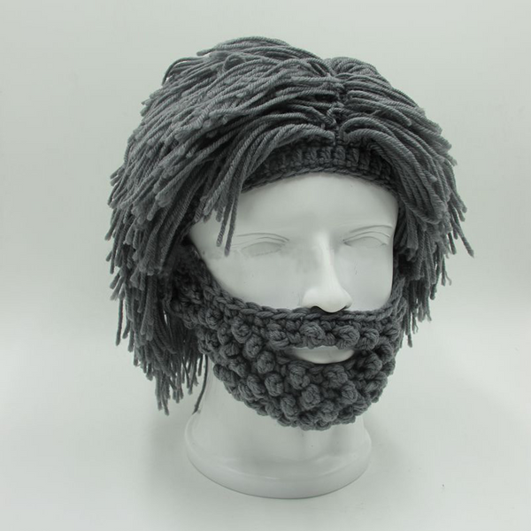 The Other Me Bearded Hat Slim Wallet Company