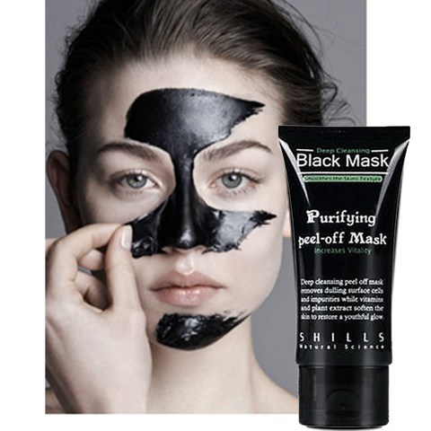Deep Cleansing Purifying Peel Off Facial Mask - for Acne and