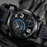 Dual display Blue Envy Watch