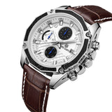 White Tie - Chronograph Watch - Slim Wallet Company