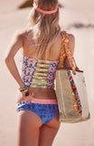 Boho Life Sundancer Swimsuit 1 - Slim Wallet Company