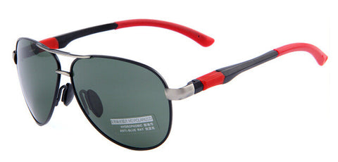Red October Sunglasses - Slim Wallet Company