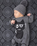 Stray Kitty Baby Outfit