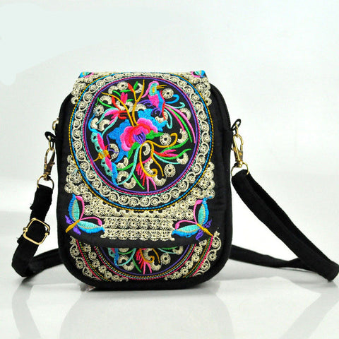 Boho Life Butterfly Shoulder Bag