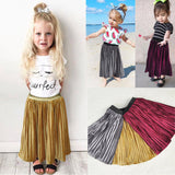Baby Girls Pleated Skirt - Slim Wallet Company