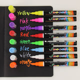 Erasable Liquid Chalk Pens - Slim Wallet Company
