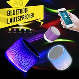Funfriday Portable Mini Bluetooth Speakers - Slim Wallet Company