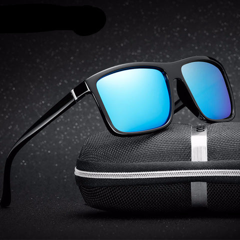 Square Polar Sunglasses - Slim Wallet Company