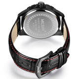 Dynamic Calendar Wristwatch