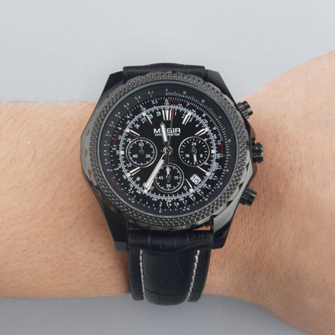 24 Hour Universal Time Keeper - Watch
