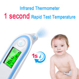 No Touch Baby Fever Thermometer - Slim Wallet Company