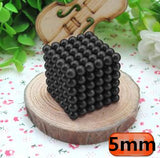 Magnetic Balls Cube Toy 3mm 216pcs - Slim Wallet Company