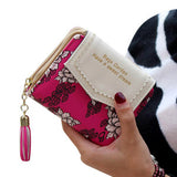 Cute and Classy Mini Purse - Slim Wallet Company