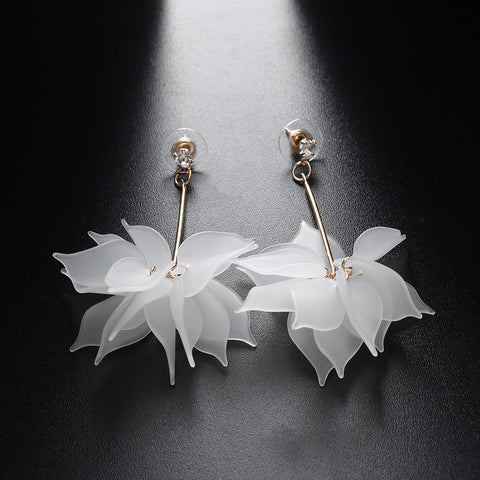 Leaf Buquet Earrings - Slim Wallet Company