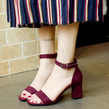 Sweet Berries Heels - Slim Wallet Company