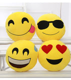 Real Life Emoji Pillows