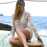Boho Beach Bikini Cover Up