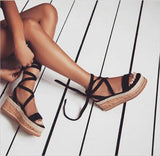 Corina Sandals - Slim Wallet Company