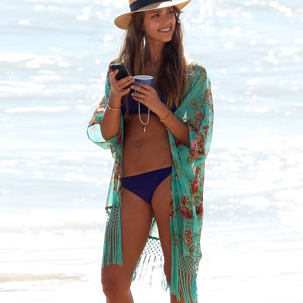 Florina Beach Cover Up - Slim Wallet Company