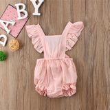 Cotton Candy Romper - Slim Wallet Company