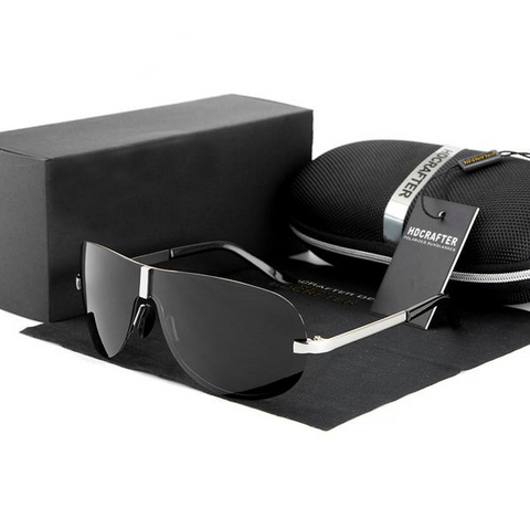Polarized Sunglasses for Men- 4 Colors - Slim Wallet Company