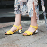 Anemone Sandals - Slim Wallet Company