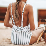 Stripes You Swimsuit - Slim Wallet Company