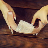 Glitter Slipper - Slim Wallet Company